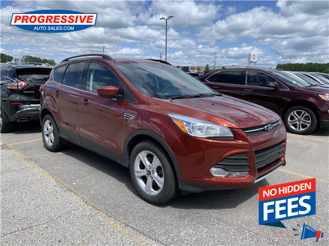 2015 Ford Escape SE (Stk: FUC71613) in Sarnia - Image 1 of 6