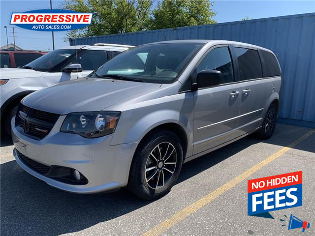 2017 Dodge Grand Caravan CVP/SXT (Stk: HR590717) in Sarnia - Image 1 of 7