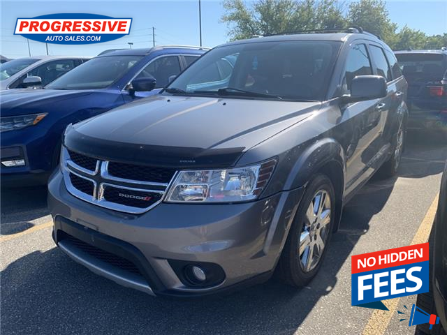 2013 Dodge Journey R/T (Stk: DT658041T) in Sarnia - Image 1 of 2