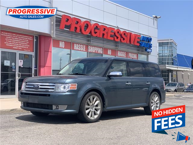 2010 Ford Flex Limited (Stk: ABA24716) in Sarnia - Image 1 of 7