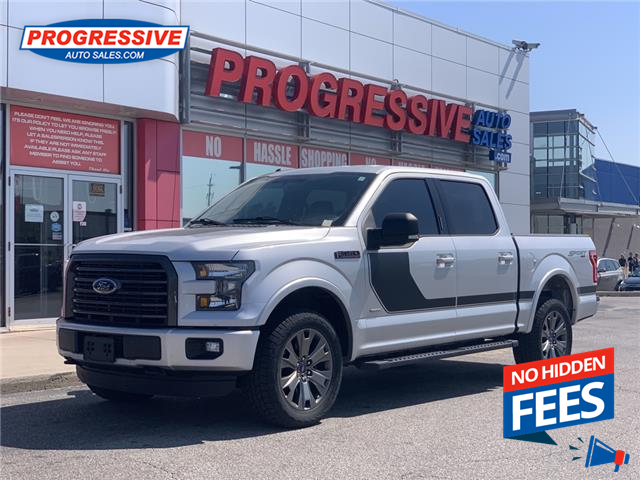 2016 Ford F-150  (Stk: GFB88327) in Sarnia - Image 1 of 7