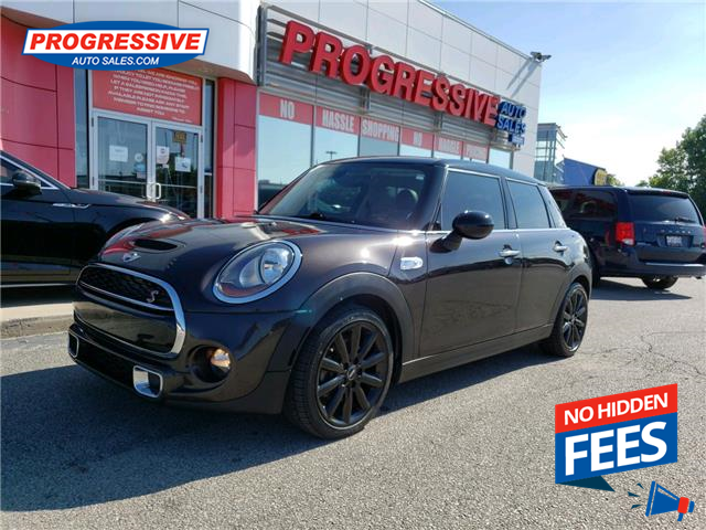 2015 MINI 5 Door Cooper S (Stk: FLB66179T) in Sarnia - Image 1 of 23