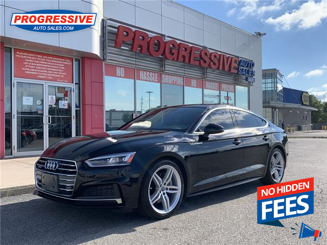 2018 Audi A5 2.0T Progressiv (Stk: JA004285) in Sarnia - Image 1 of 31
