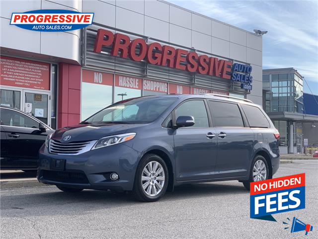 2017 Toyota Sienna Limited 7-Passenger (Stk: HS859715) in Sarnia - Image 1 of 24