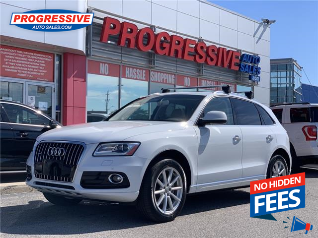 2016 Audi Q5 3.0T Technik (Stk: GA107258) in Sarnia - Image 1 of 23