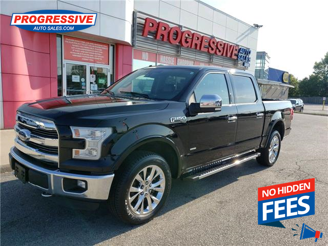 2016 Ford F-150  (Stk: GFA93164) in Sarnia - Image 1 of 24