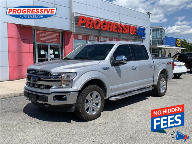 2018 Ford F-150  (Stk: JKF09506T) in Sarnia - Image 1 of 16
