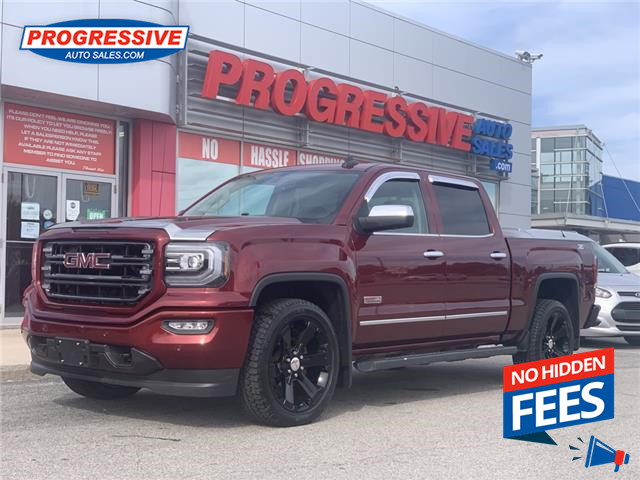 2016 GMC Sierra 1500 SLT (Stk: GG271756) in Sarnia - Image 1 of 20