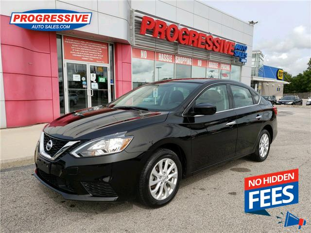 2019 Nissan Sentra 1.8 S (Stk: KY316514) in Sarnia - Image 1 of 26