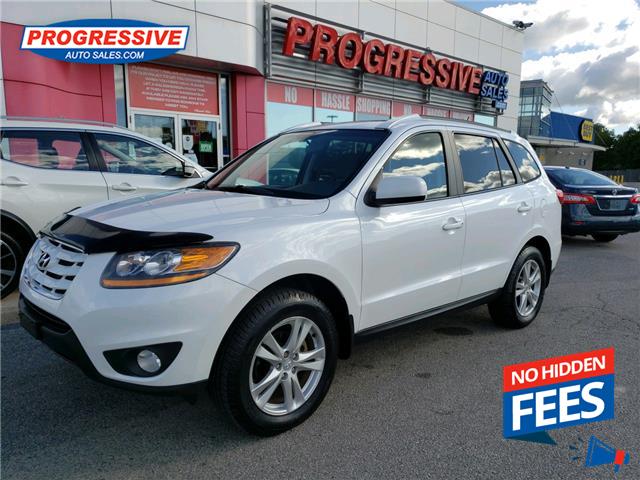 2011 Hyundai Santa Fe GL 2.4 Premium (Stk: BG013085T) in Sarnia - Image 1 of 23