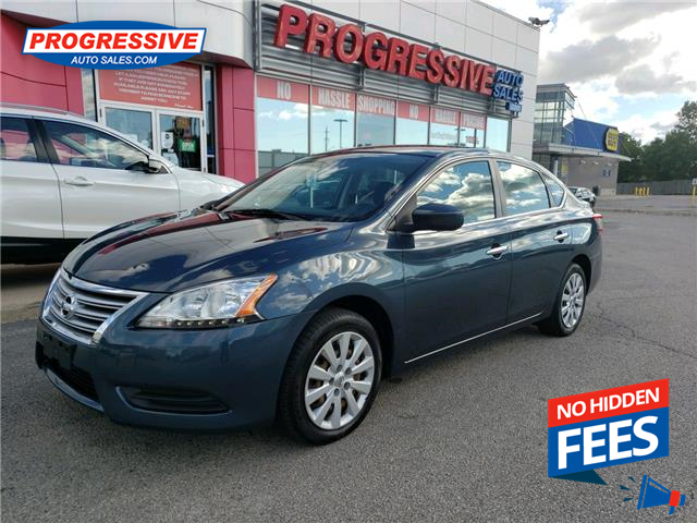 2013 Nissan Sentra 1.8 SV (Stk: DL689819T) in Sarnia - Image 1 of 17