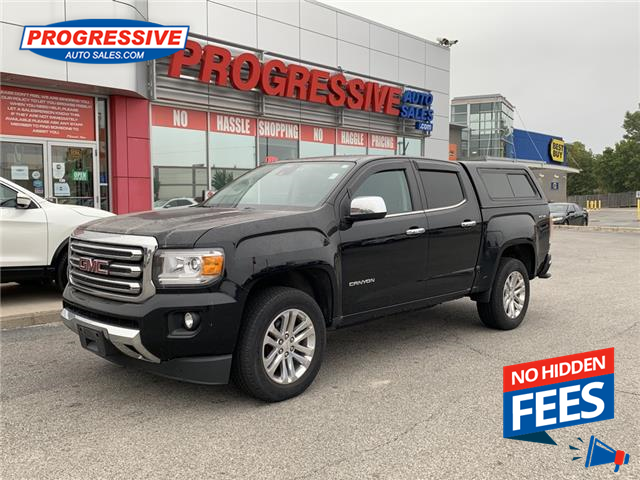 2017 GMC Canyon SLT (Stk: H1203784) in Sarnia - Image 1 of 10