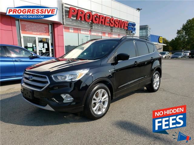 2017 Ford Escape SE (Stk: HUB24186T) in Sarnia - Image 1 of 19