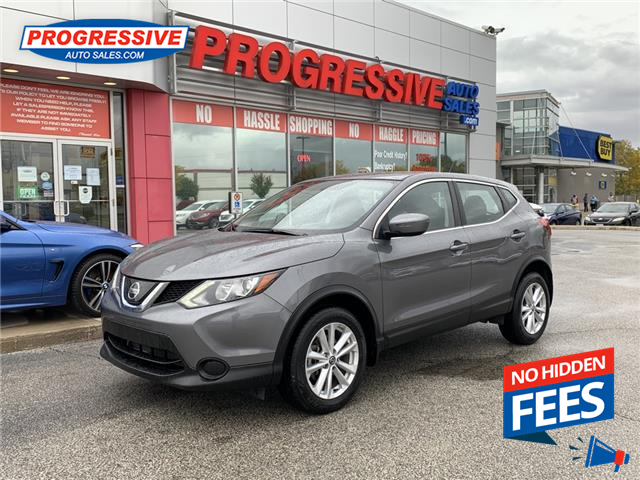 2019 Nissan Qashqai S (Stk: KW328620) in Sarnia - Image 1 of 23