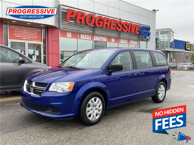 2018 Dodge Grand Caravan CVP/SXT (Stk: JR346741) in Sarnia - Image 1 of 24