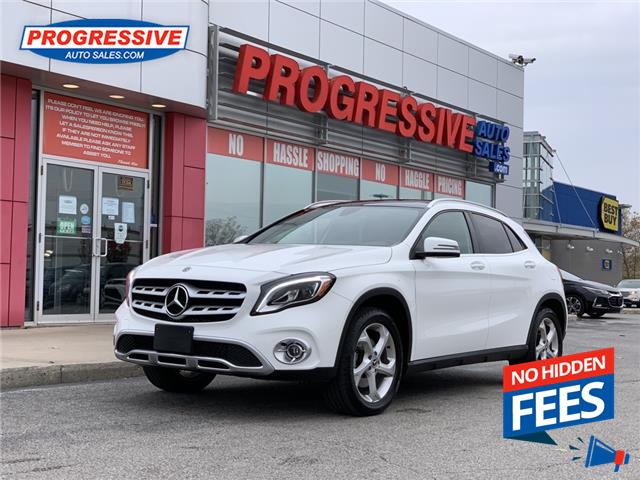 2020 Mercedes-Benz GLA 250 Base (Stk: LU021286) in Sarnia - Image 1 of 24