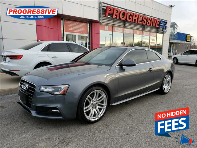 2016 Audi A5 2.0T Progressiv plus (Stk: GA051526) in Sarnia - Image 1 of 23