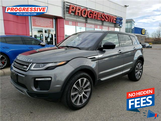2018 Land Rover Range Rover Evoque HSE (Stk: JH283642) in Sarnia - Image 1 of 26