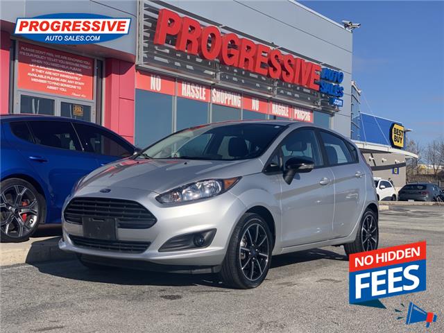 2019 Ford Fiesta SE (Stk: KM124755) in Sarnia - Image 1 of 20