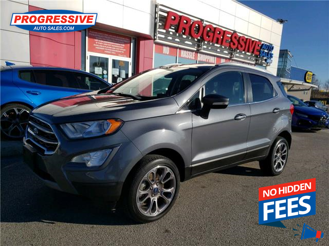 2019 Ford EcoSport Titanium (Stk: KC259330) in Sarnia - Image 1 of 22