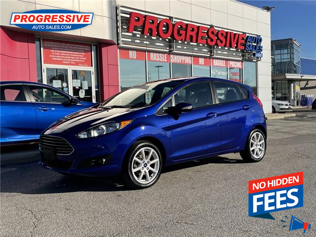 2015 Ford Fiesta SE (Stk: FM137021) in Sarnia - Image 1 of 27