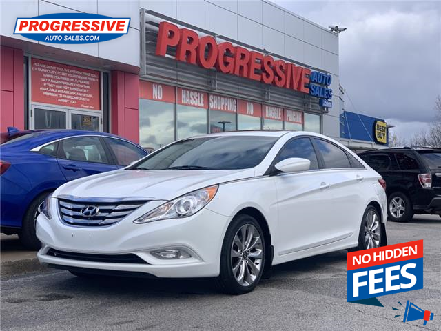 2013 Hyundai Sonata Limited (Stk: DH529745T) in Sarnia - Image 1 of 19