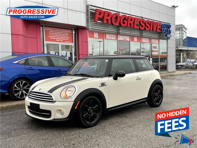 2013 MINI Hatch Cooper (Stk: DT680388) in Sarnia - Image 1 of 15