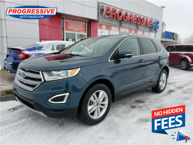 2016 Ford Edge SEL (Stk: GBC60111) in Sarnia - Image 1 of 20
