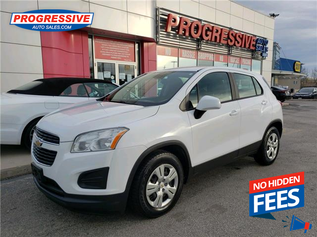 2015 Chevrolet Trax LS (Stk: FL188552) in Sarnia - Image 1 of 19