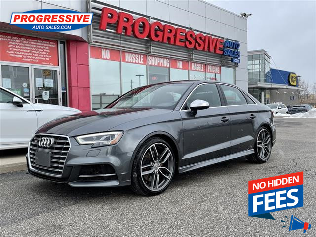 2017 Audi S3 2.0T Progressiv (Stk: H1036665) in Sarnia - Image 1 of 28