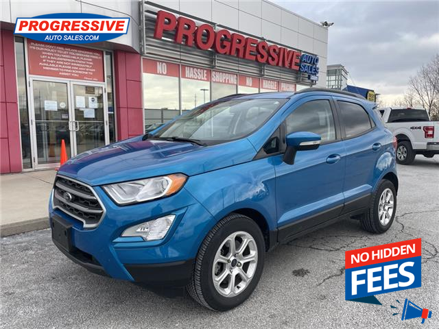 2018 Ford EcoSport SE (Stk: JC186772) in Sarnia - Image 1 of 7
