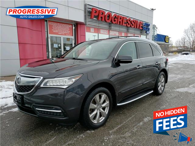 2015 Acura MDX Elite Package (Stk: FB502203) in Sarnia - Image 1 of 27