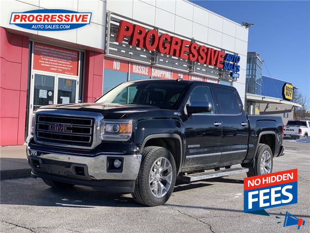 2015 GMC Sierra 1500 SLT (Stk: FG475986) in Sarnia - Image 1 of 8