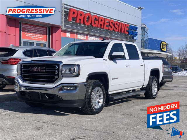 2018 GMC Sierra 1500 SLE (Stk: JG139134) in Sarnia - Image 1 of 21