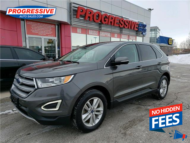 2017 Ford Edge SEL (Stk: HBC23063) in Sarnia - Image 1 of 25