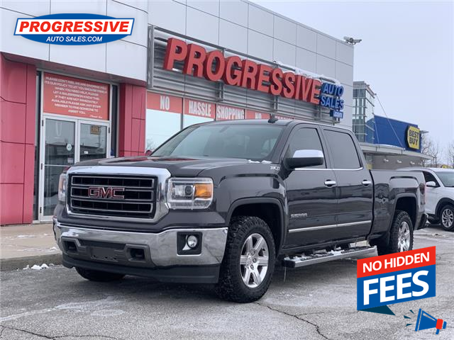2015 GMC Sierra 1500 SLT (Stk: FG430169) in Sarnia - Image 1 of 21