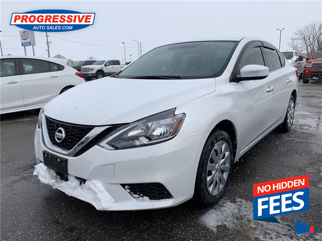 2019 Nissan Sentra 1.8 S (Stk: KY311078) in Sarnia - Image 1 of 5