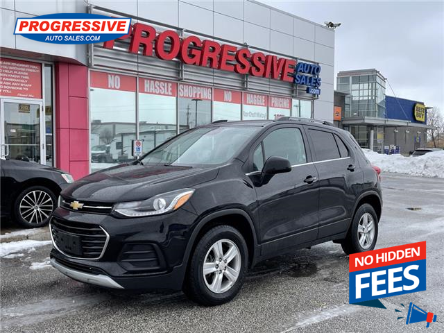 2017 Chevrolet Trax LT (Stk: HL238422) in Sarnia - Image 1 of 28