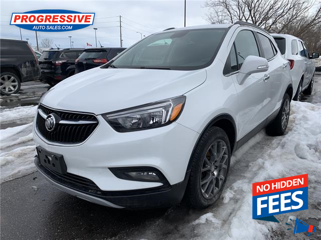 2017 Buick Encore Sport Touring (Stk: HB043952) in Sarnia - Image 1 of 5