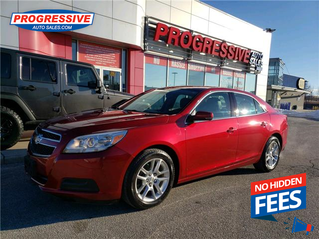 2013 Chevrolet Malibu ECO 1LT (Stk: DF163256) in Sarnia - Image 1 of 20