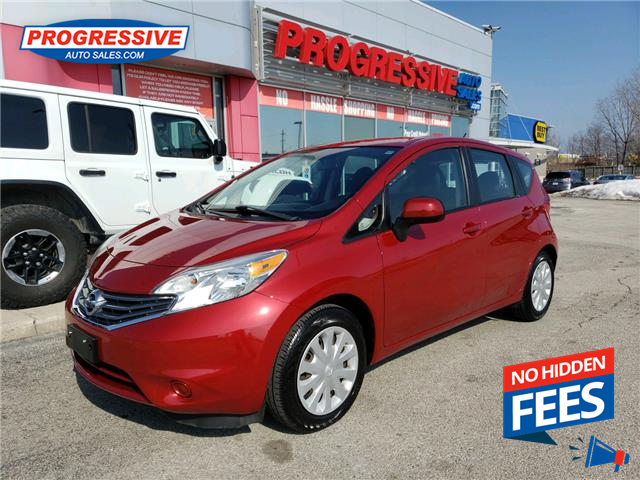 2014 Nissan Versa Note 1.6 S (Stk: EL375638A) in Sarnia - Image 1 of 21