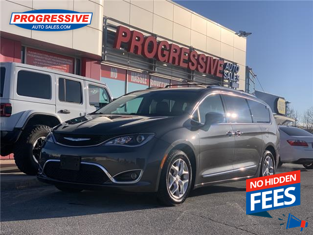 2018 Chrysler Pacifica Touring-L (Stk: JR234201) in Sarnia - Image 1 of 26
