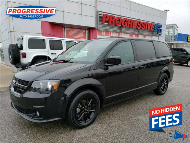 2020 Dodge Grand Caravan GT (Stk: LR152332) in Sarnia - Image 1 of 25