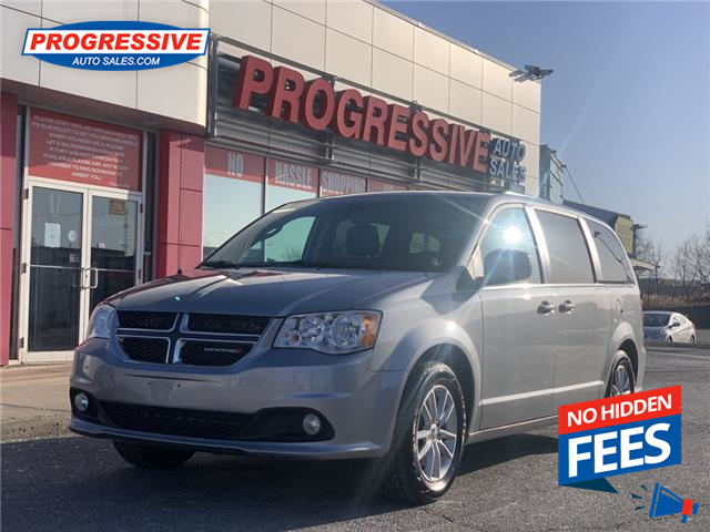 2019 Dodge Grand Caravan CVP/SXT (Stk: KR777676) in Sarnia - Image 1 of 21