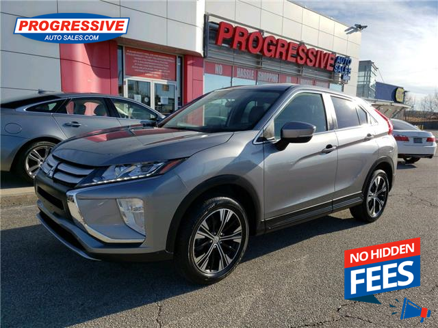 2020 Mitsubishi Eclipse Cross ES (Stk: LZ601168) in Sarnia - Image 1 of 24