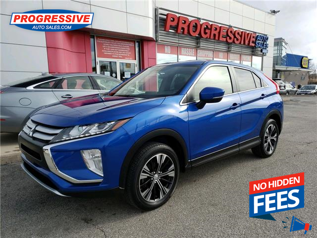2020 Mitsubishi Eclipse Cross ES (Stk: LZ601159) in Sarnia - Image 1 of 23