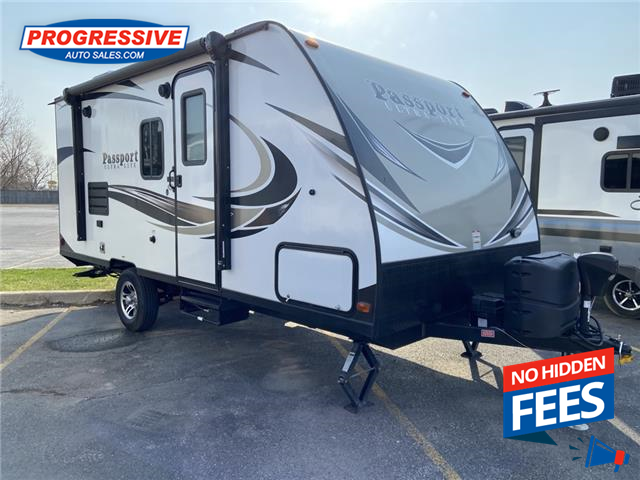 2018 Keystone Passport 175BH 4YDT17516JK413418 JK413418 in Sarnia