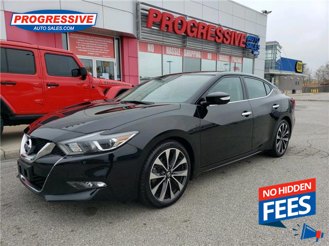 2016 Nissan Maxima SR (Stk: GC414542) in Sarnia - Image 1 of 25