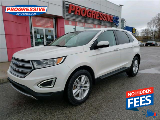 2016 Ford Edge SEL (Stk: GBC32109) in Sarnia - Image 1 of 22