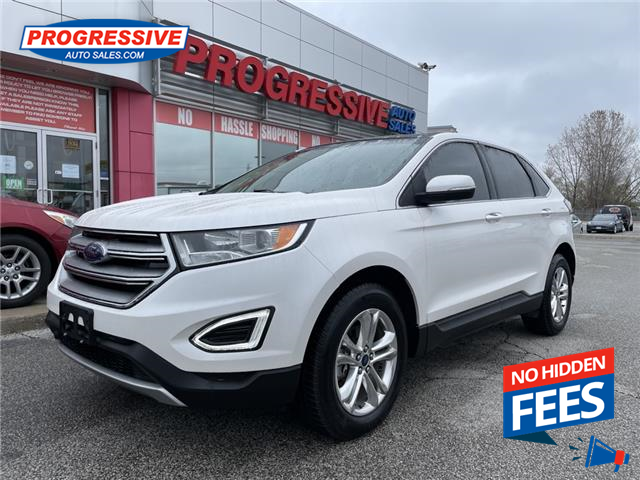 2015 Ford Edge SEL (Stk: FBB31757) in Sarnia - Image 1 of 20
